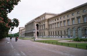 Münchner Residenz (Residencia de Múnich)