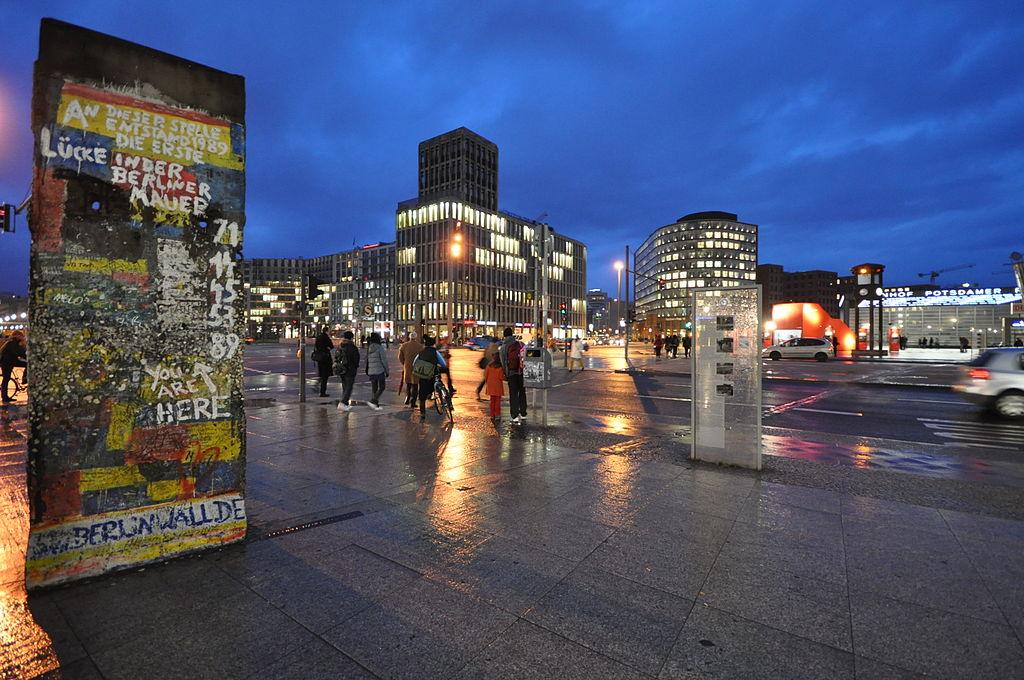 Sitios turísticos en Berlín - Guia de Alemania