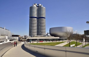 Torre BMW y Museo