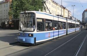 Tranvía U-train, serie R (Múnich)