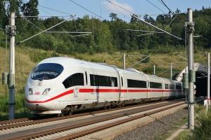 Tren de larga distancia ICE 3