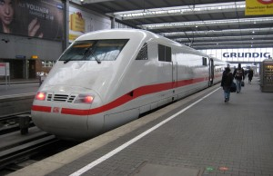 Cómo llegar a Múnich en tren