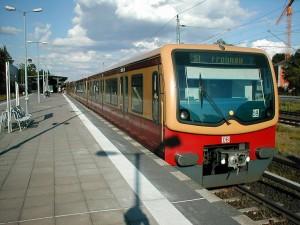 Tren de Berlín S-Bahn serie 480