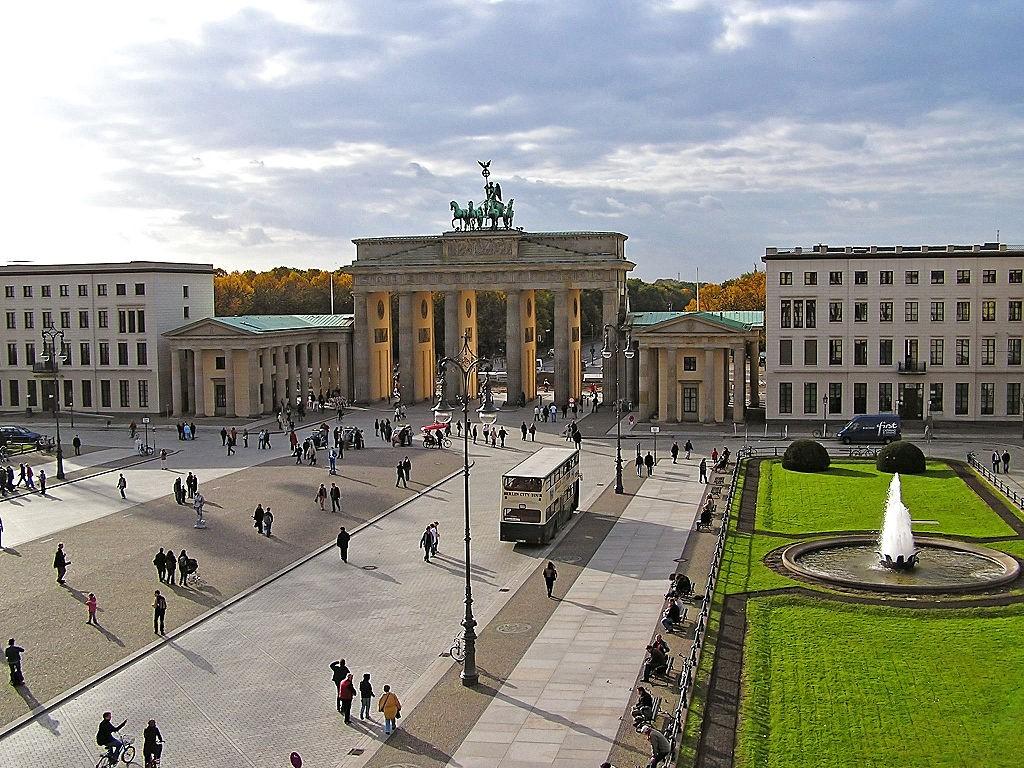 Hotel In Berlin Brandenburger Tor