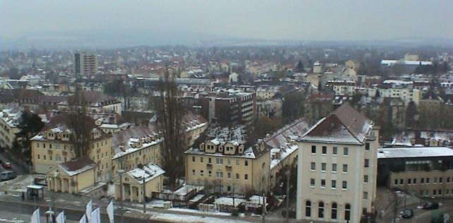 Vista de la ciudad de Kassel