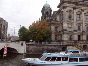 Viaje en barco por Berlín