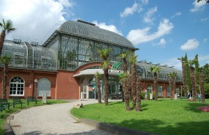 Jardín de Palmeras de Frankfurt