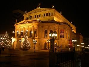 Ópera antigua de Fráncfort
