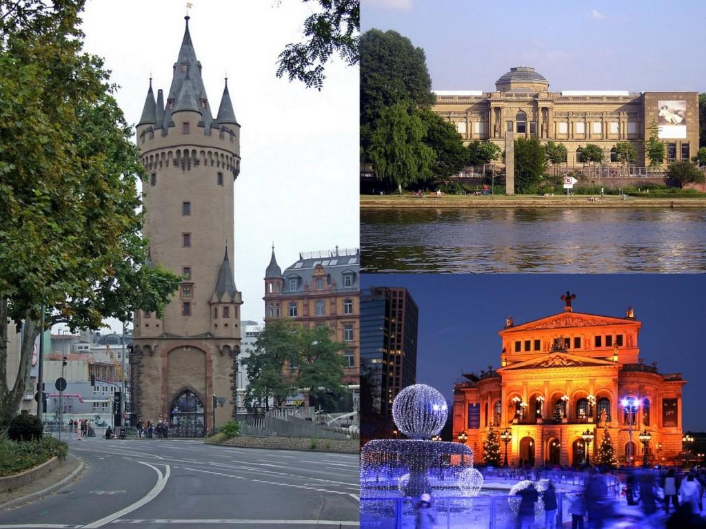 Hoteles En  En Frankfurt