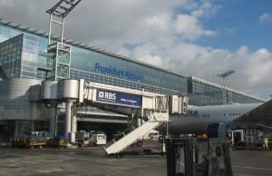 Aeropuerto de Frankfurt: Salidas de vuelos