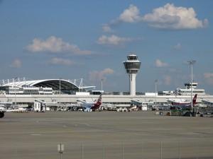 Aeropuerto de Múnich - Terminal 1