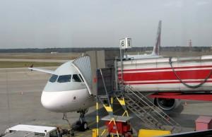 Aeropuerto de Berlín-Tegel: Llegadas de vuelos