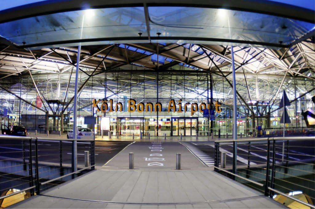 Aeropuerto de Colonia-Bonn, Terminal 2