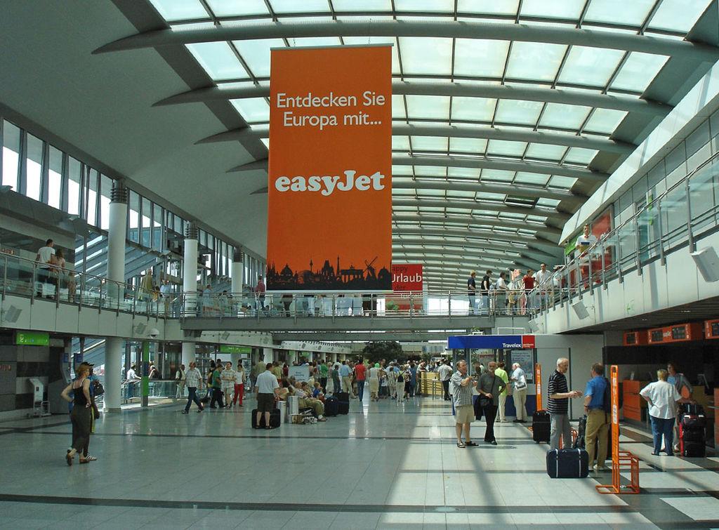 Aeropuerto de Dortmund - Terminal