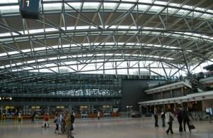 Aeropuerto de Hamburgo: Llegadas de vuelos