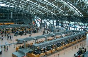 Aeropuerto de Hamburgo: Salidas de vuelos