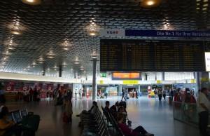 Aeropuerto de Hanóver: Llegadas de vuelos