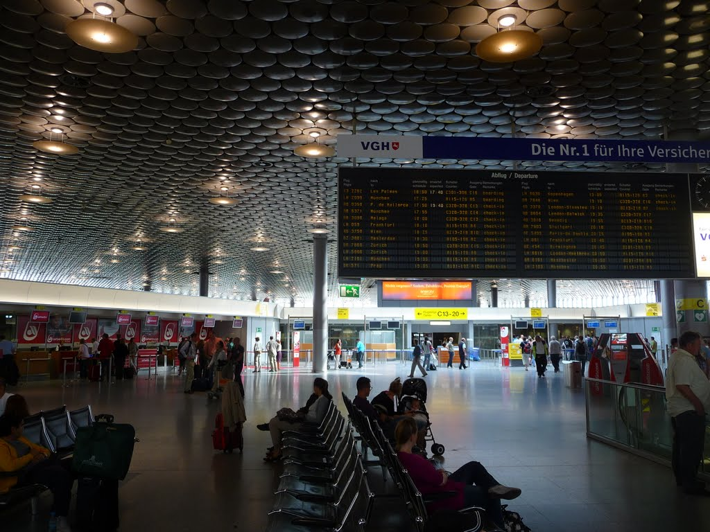 Aeropuerto de Hanóver