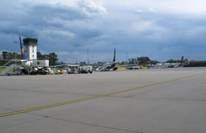 Aeropuerto de Karlsruhe-Baden Baden: Llegadas de vuelos