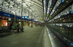 Aeropuerto de Leipzig-Halle: Llegadas de vuelos