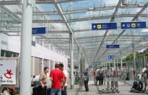 Aeropuerto de Núremberg: Llegadas de vuelos