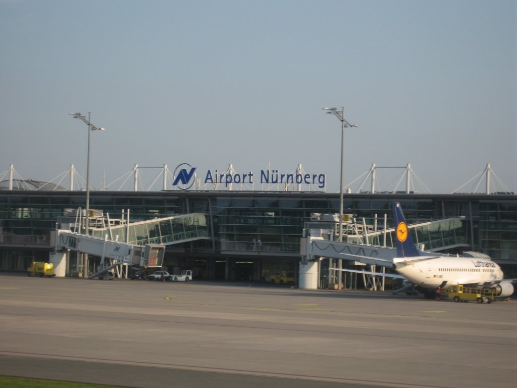 Aeropuerto de Núremberg