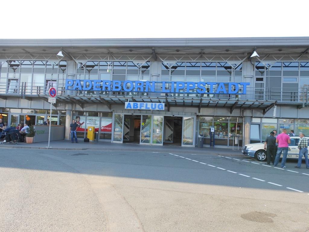 Aeropuerto de Paderborn Lippstadt