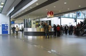 Aeropuerto de Saarbrücken: Llegadas de vuelos