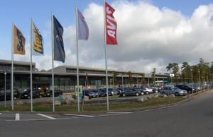 Aeropuerto de Karlsruhe-Baden Baden