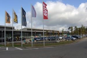 Aeropuerto de Karlsruhe / Baden-Baden