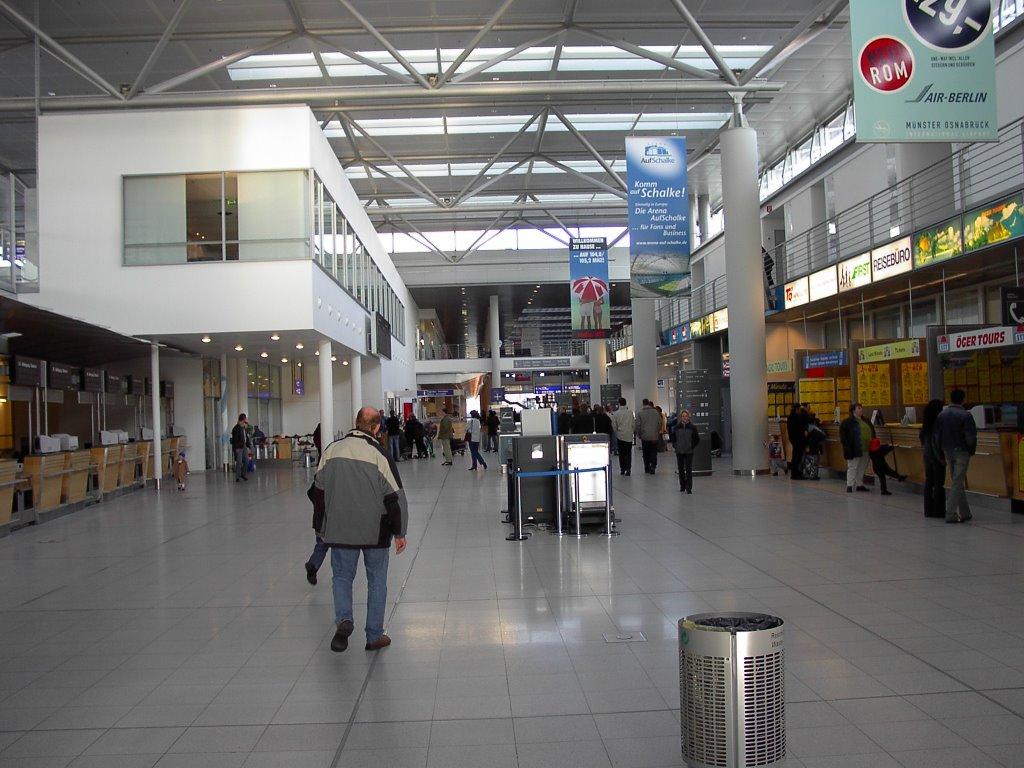 Aeropuerto de Münster/Osnabrück
