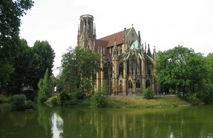 Iglesias en Stuttgart