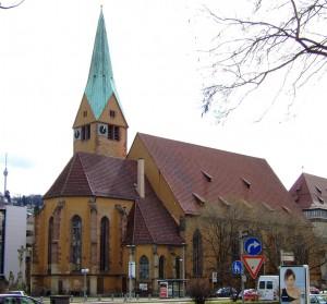 Leonhardskirche (Stuttgart)