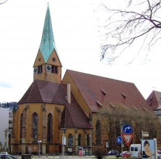 Leonhardskirche (Stuttgart) - autor