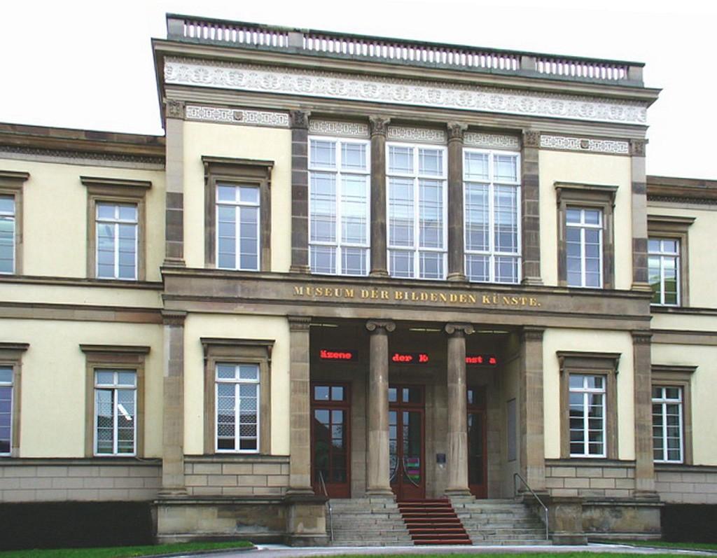 Galer a nacional de stuttgart guia de alemania for Galeria stuttgart