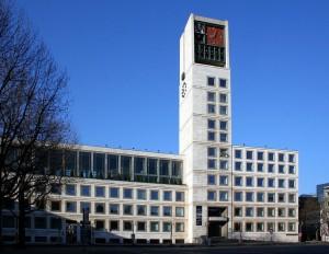 Stuttgarter Rathaus