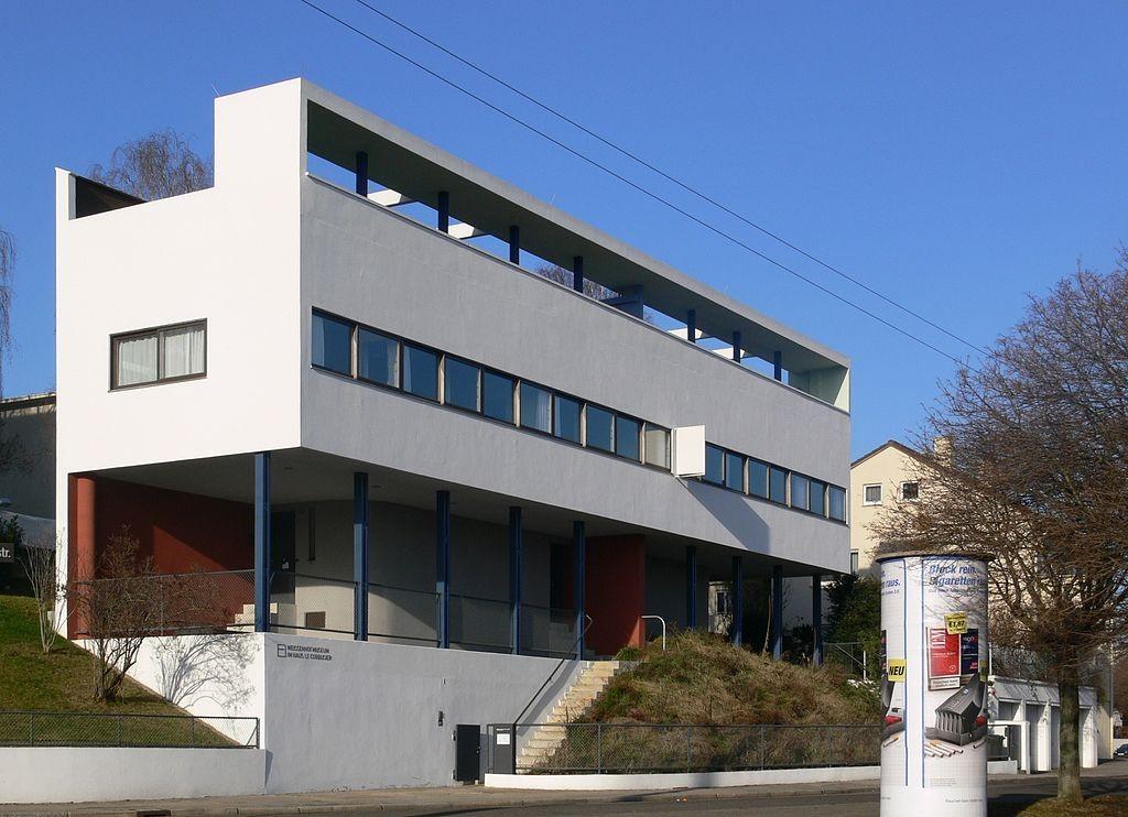 Weissenhofmuseum guia de alemania for Casa moderna wiki