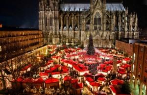 Mercado de Navidad en Colonia