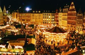 Frankfurt en Noviembre