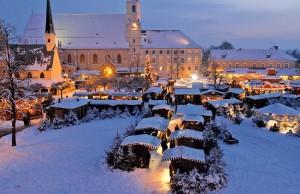 Mercado de navidad en Altötting