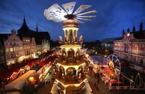 Mercado de Navidad en Rostock