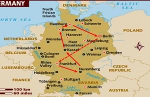 Mapa de Colonia