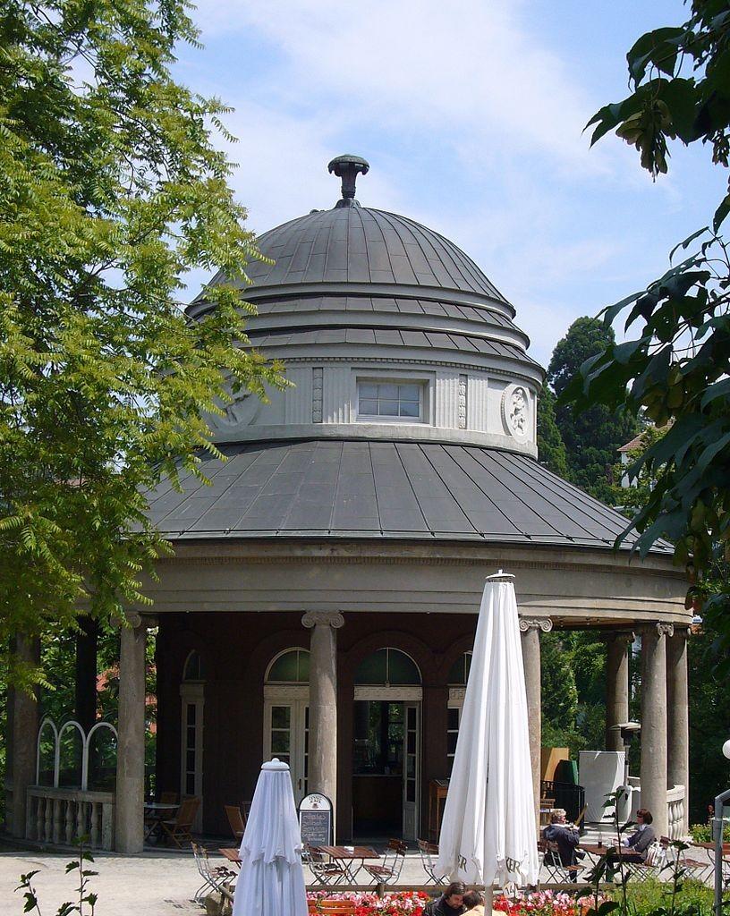 Casa de Te en Weißenburgpark