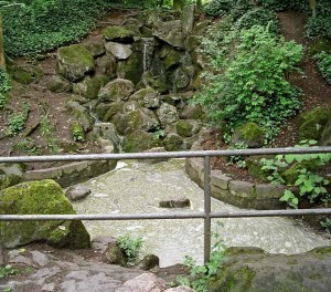 Cascada de Klettenbergpark