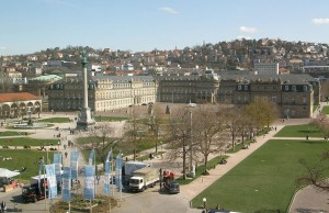 Plaza del Palacio (Schlossplatz)