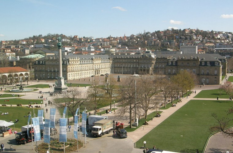 Plaza del Palacio (Stuttgart)