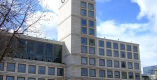 Rathaus Stuttgart en Marktplatz - autor
