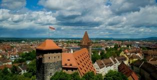 Vista de Núremberg