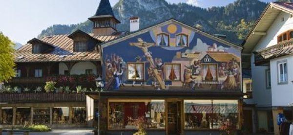 Ciudad de Oberammergau