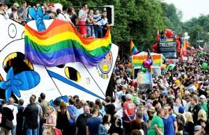 Festival del Orgullo gay en Berlín